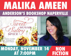 Malika Ameen Sweet Sugar, Sultry Spice Exotic Flavors to Wake Up Your Baking