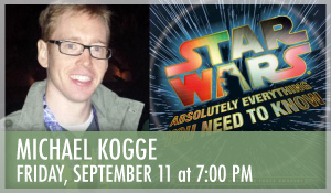 Michael Kogge Star Wars Absolutely Everything You Need to Know