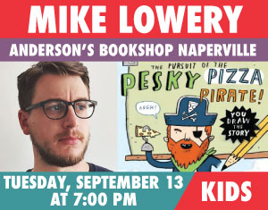 Mike Lowry Doodle Adventures: The Pursuit of the Pesky Pizza Pirate!