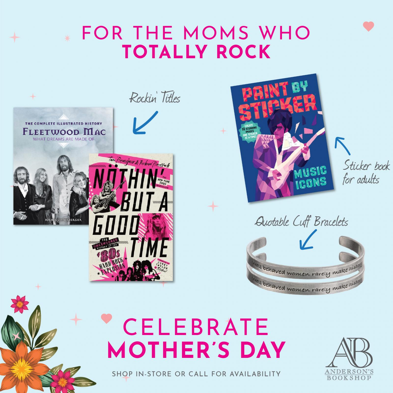 Mother's Day - Moms Who Totally Rock
