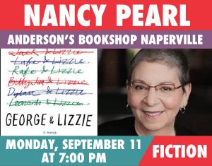 Nancy Pearl George and Lizzie