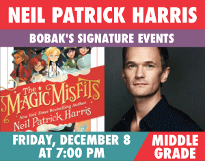Neil Patrick Harris The Magic Misfits