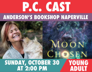 P.C. Cast Moon Chosen