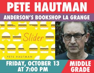 Pete Hautman Slider