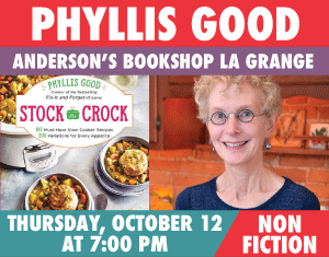 Phyllis Good Stock Crock
