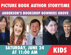 Picture Book Author Storytime