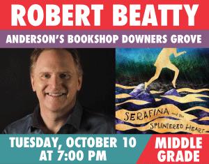 Robert Beatty Serafina and the Splintered Heart