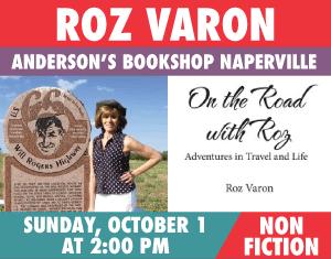 Roz Varon On the Road with Roz