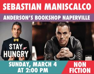 Sebastian Maniscalco Stay Hungry