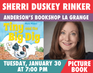 Sherry Duskey Rinker Tiny and the Big Dig
