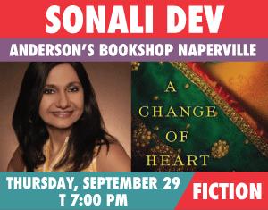 Sonali Dev A Change of Heart