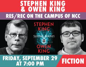Stephen King and Owen King Sleeping Beauties