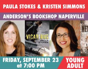 Paula Stokes & Kristen Simmons Vicarious Metaltown