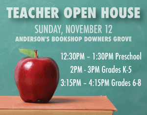 Teacher Open House Downers Grove