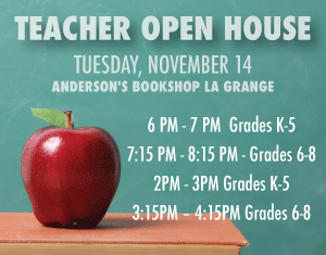 Teacher Open House La Grange