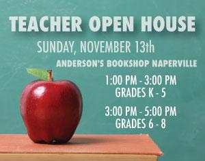 Teacher Open House Naperville Grade K - 5 Grade 6 - 8