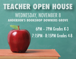 Teacher Open House Naperville