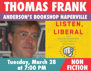 Thomas Frank Listen Liberal