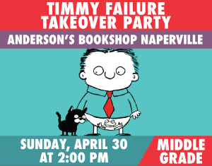 Timmy Failure Takeover Party