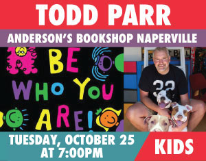 Todd Parr Be Who You Are