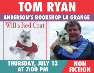 Tom Ryan Will's Red Coat: The Story of One Old Dog Who Chose to Live Again