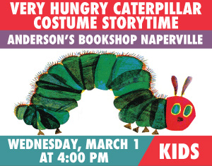 The Very Hungry Caterpillar Storytime in Naperville