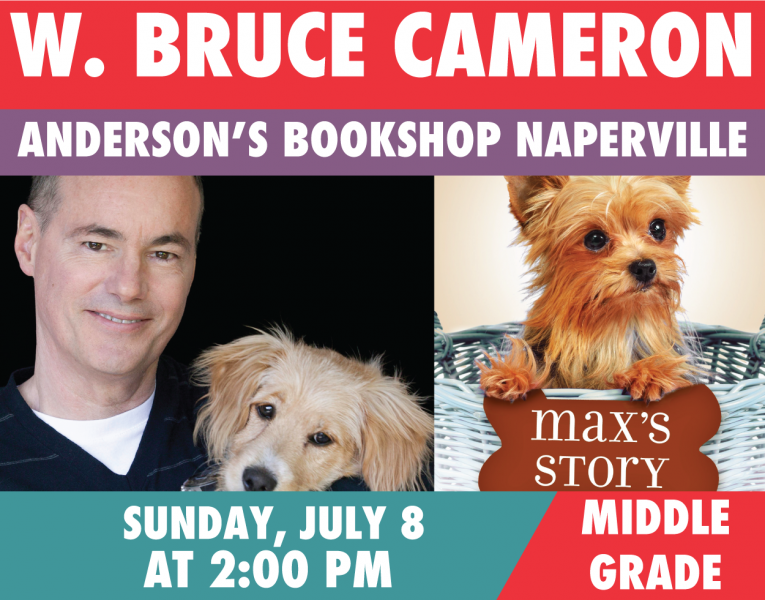 W Bruce Cameron, Max's Story