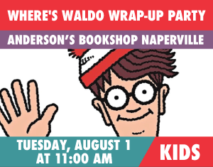 Where's Waldo Wrap-Up Party Naperville