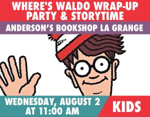 Where's Waldo Wrap-Up Party La Grange