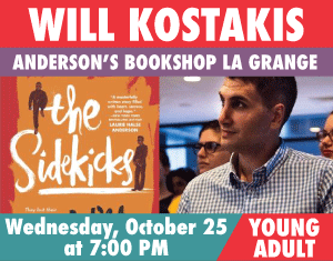 Will Kostakis The Sidekicks