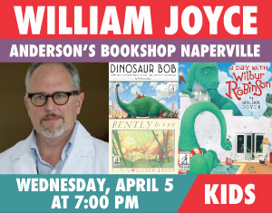 William Joyce Bently and Egg, Dinosaur Bob and His Adventures with the Family Lazardo and A Day With Wilbur Robinson
