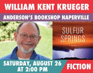 William Kent Krueger Sulfur Springs