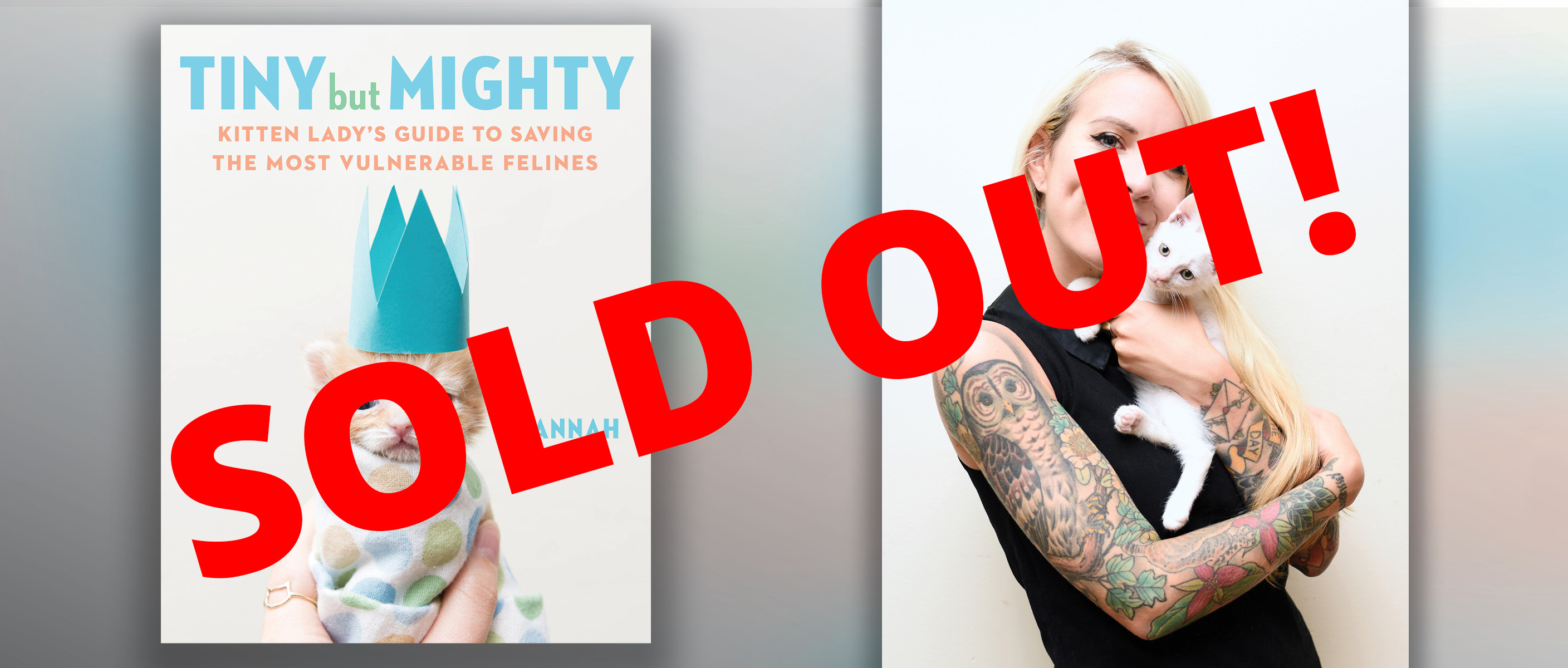 SOLD OUT Hannah Shaw