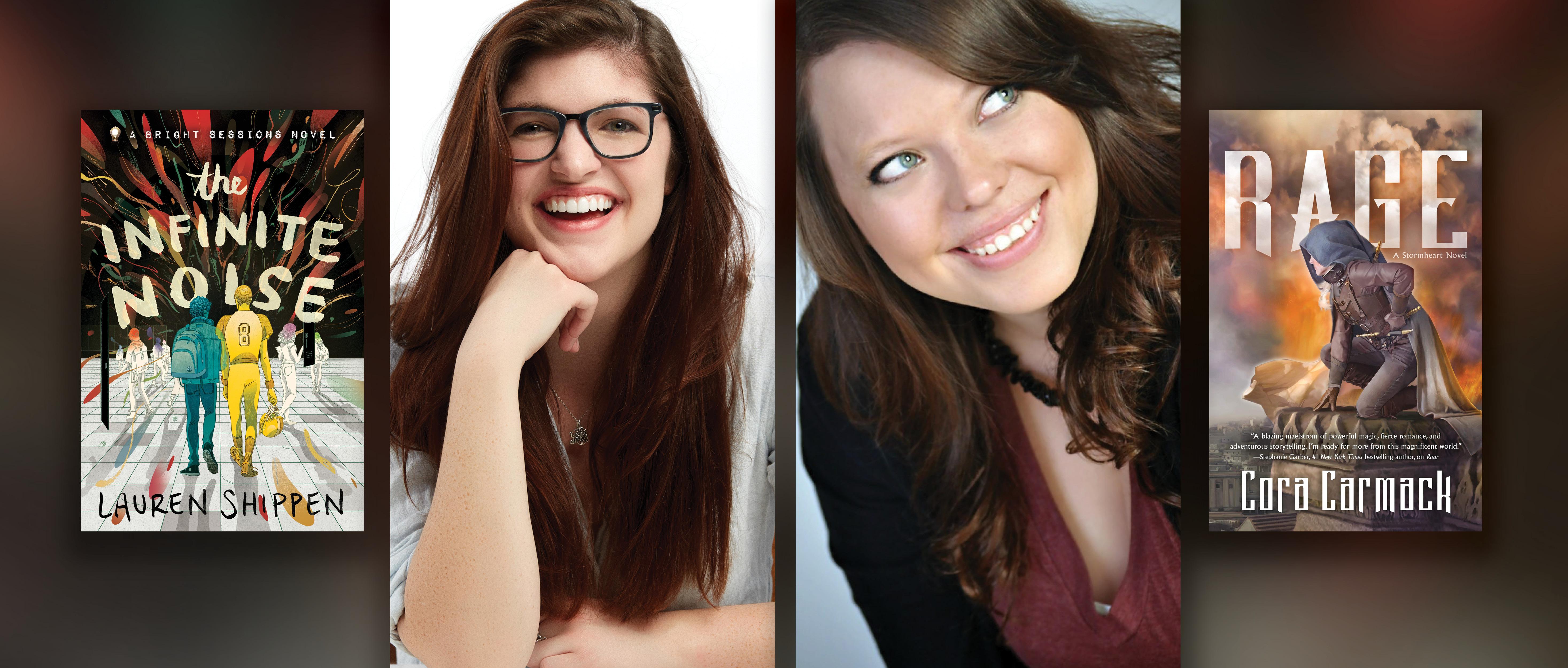 Lauren Shippen & Cora Carmack
