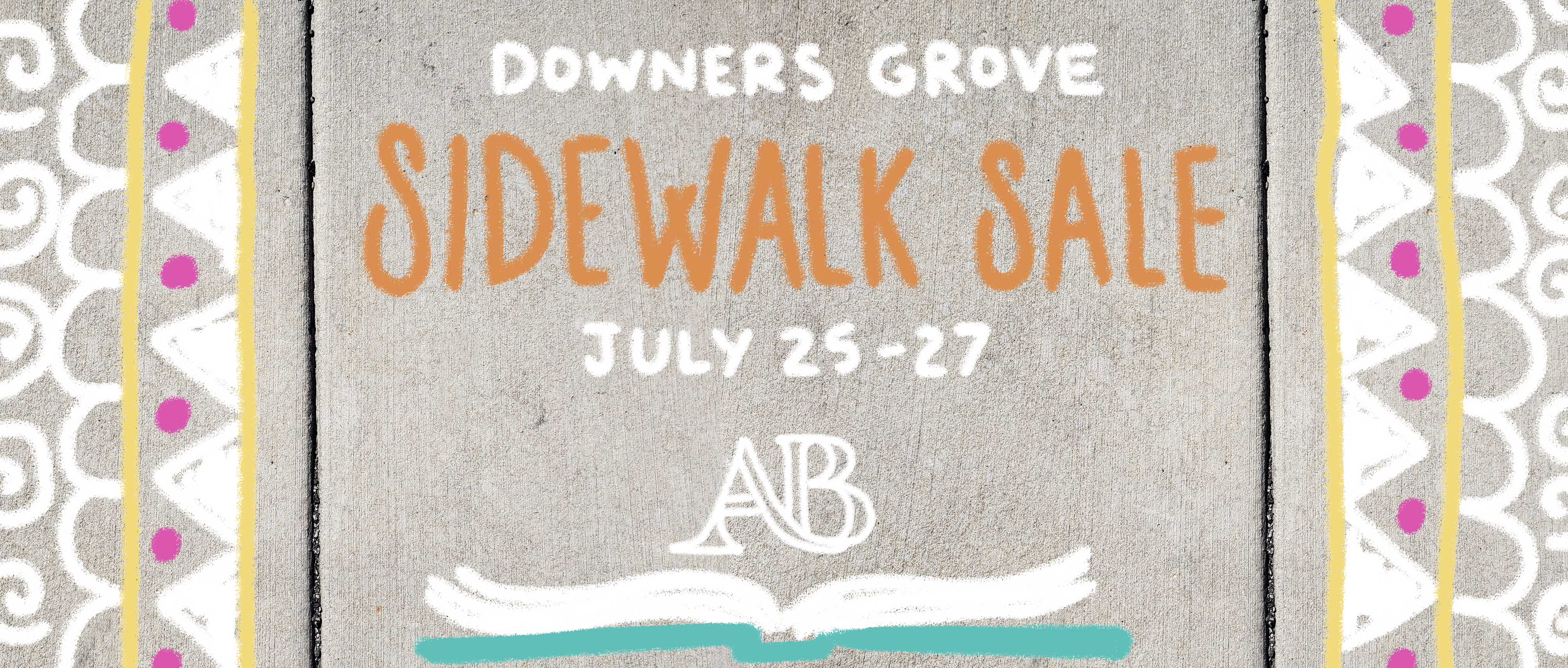 Sidewalk Sale in Downers Grove