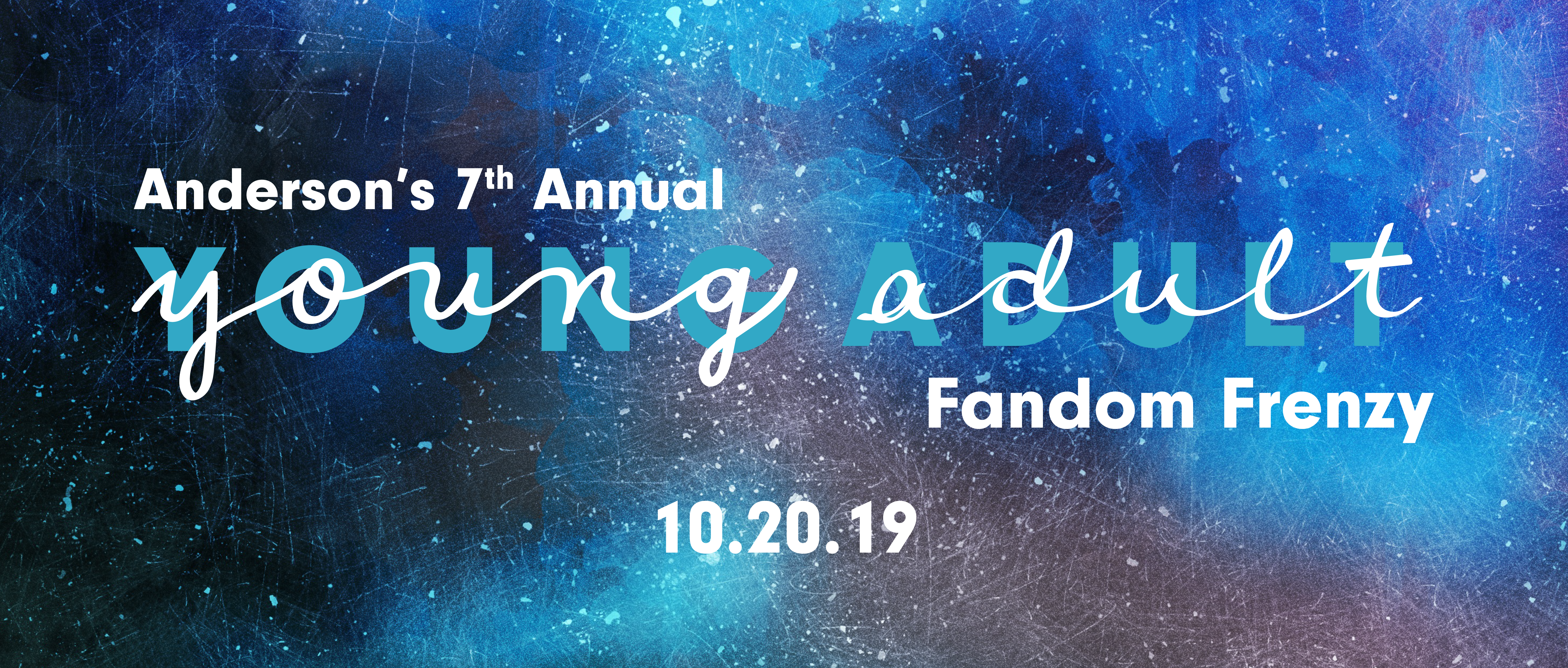 7th Annual YA Fandom Frenzy