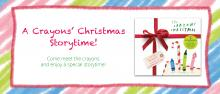 A Crayons' Christmas Storytime