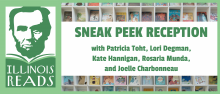 Illinois Reads Sneak Peek Reception