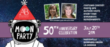 Moon Party - 50th Anniversary Celebration