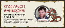 StoryQuest Gathering with Jeffrey Brown