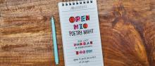 Open Mic Poetry Night