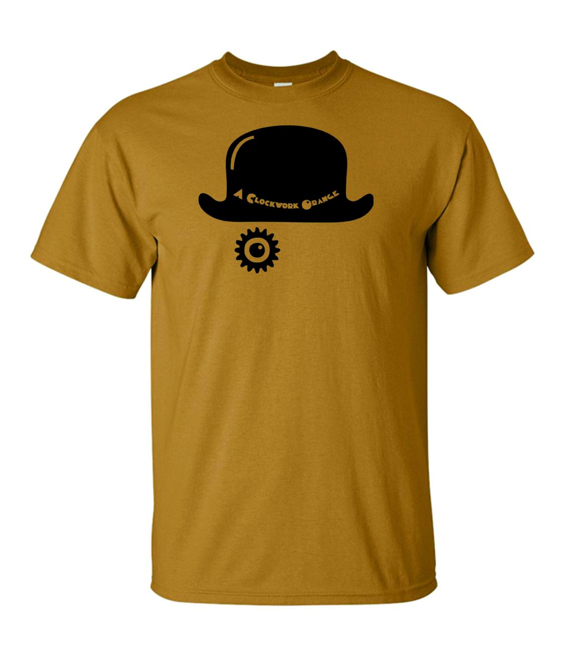A Clockwork Orange Hat T-Shirt  c81e3b7fb5b